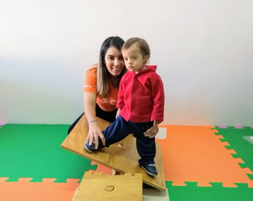 Fisioterapia Neurológica Pediatrica